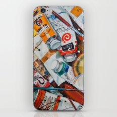 Paint Splash! iPhone & iPod Skin