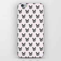 Polka Dog iPhone & iPod Skin