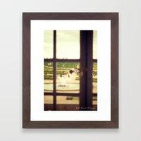 Windows of Versailles I Framed Art Print
