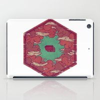 Away From Everything iPad Case