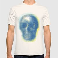 Beauty from inside Mens Fitted Tee Natural SMALL