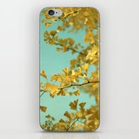 Ginkgo #3 iPhone & iPod Skin
