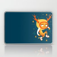 Space Deer Laptop & iPad Skin