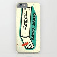 iPhone & iPod Case featuring Under the Cover by Derek Eads