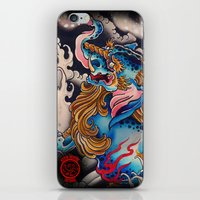Baku iPhone & iPod Skin