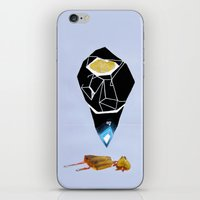 Potion Of Minor Ego iPhone & iPod Skin