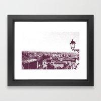 granada Framed Art Print