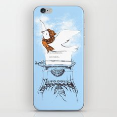 My Winter Article iPhone & iPod Skin