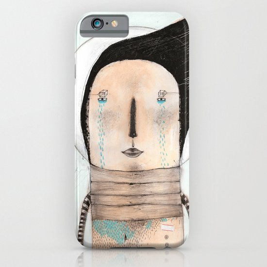 Letting go doesn't mean giving up... it means moving on.  iPhone & iPod Case