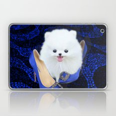 Blue Manolos Laptop & iPad Skin