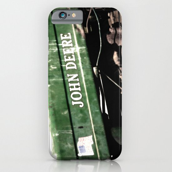 John Deere iPhone & iPod Case