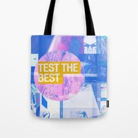 Test The Best Tote Bag