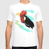 My Friends 1 - Andalusia… Mens Fitted Tee White SMALL