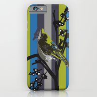 VANISHING BIRD iPhone 6 Slim Case