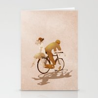 The Bike Stationery Cards