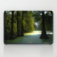 Swamp land iPad Case