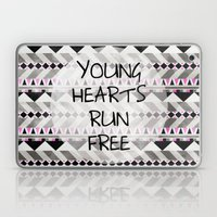 Young Hearts Laptop & iPad Skin
