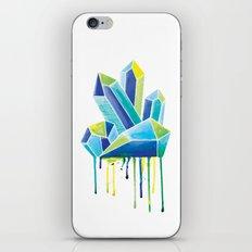 Crystals iPhone & iPod Skin