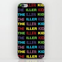 The Iller Kid iPhone & iPod Skin