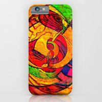 iPhone & iPod Case featuring Tropical Farm 3 by Arturo Peniche