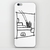 Taos Pueblo iPhone & iPod Skin