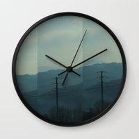 REREPEAT Wall Clock