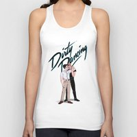 NOBODY PUTS ANGEL IN A CORNER Unisex Tank Top
