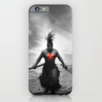 Courage Of Samurai iPhone 6 Slim Case