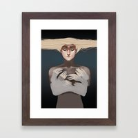 Loyalty Framed Art Print