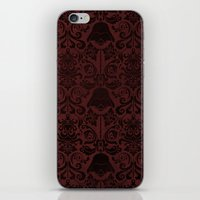 vadermask iPhone & iPod Skin