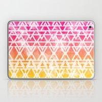 Tribal Watercolor Laptop & iPad Skin