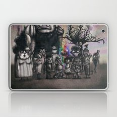 Ms. Nebun's Academic Spook Class Photo Laptop & iPad Skin