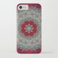 whale iPhone & iPod Cases featuring Mandala Nada Brahma  by Elias Zacarias