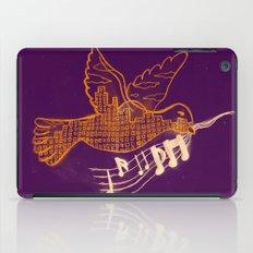 Musical Sunset iPad Case