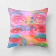 Anytime Anywhere Throw Pillow