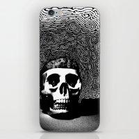 Caveira iPhone & iPod Skin