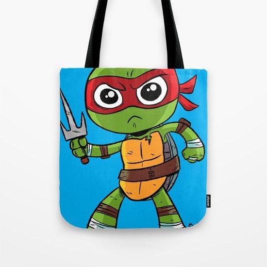 TMNT Raphael Tote Bag