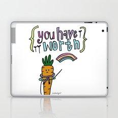 Worthy YOU. Laptop & iPad Skin