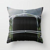 Chevrolet Classic Throw Pillow