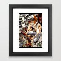 We are all Vultures Framed Art Print