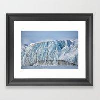 Svalbard 2 Framed Art Print