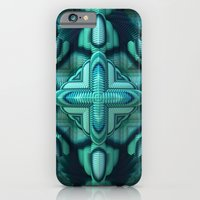 iPhone & iPod Case featuring Cool Mint by Lyle Hatch