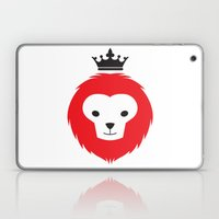 Little Lion Man Laptop & iPad Skin