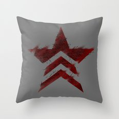 Renegade Interrupt - Mass Effect Throw Pillow