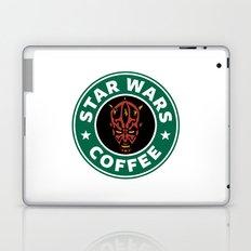 Star Wars Coffee (Darth Maul) Laptop & iPad Skin