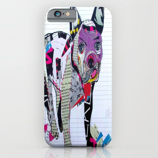 boston graffiti iPhone & iPod Case