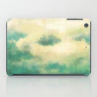 Clouds1213 iPad Case