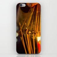 Worship iPhone & iPod Skin