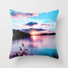 Pastel vibes 29 Throw Pillow