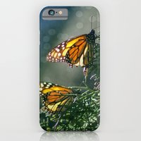iPhone & iPod Case featuring Monarch Moment by Shawn King